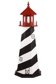 wooden lighthouse free plans - Amish Lighthouse Plans