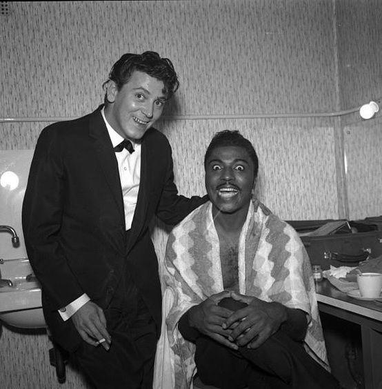 Gene Vincent Little Richard Perhaps The Greatest Photograph