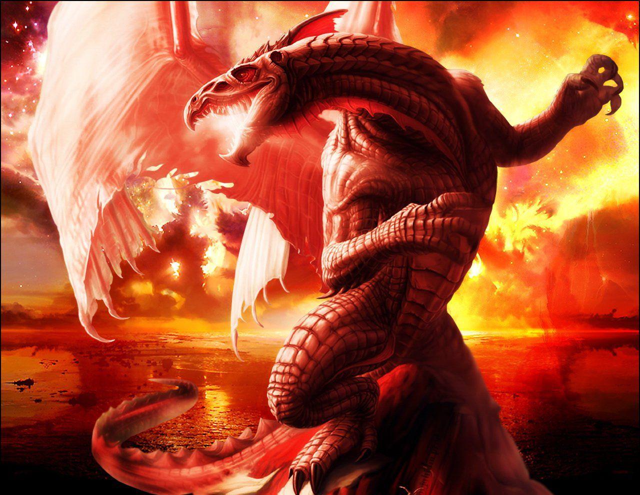 Fire-breathing Dragon Wotd Good