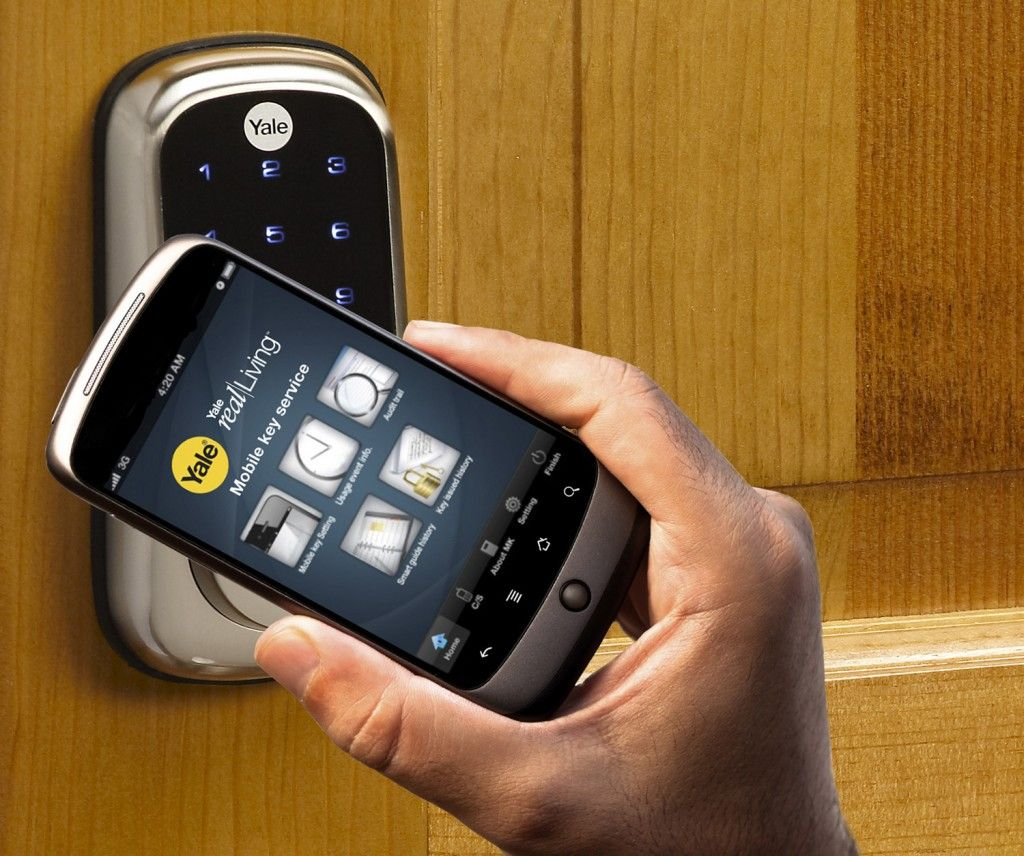 High Quality Understanding The Basics Of Keyless Entry Lock Systems