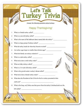 image regarding Thanksgiving Trivia Printable named Thanksgiving Trivia sport Thanksgiving Thanksgiving video games