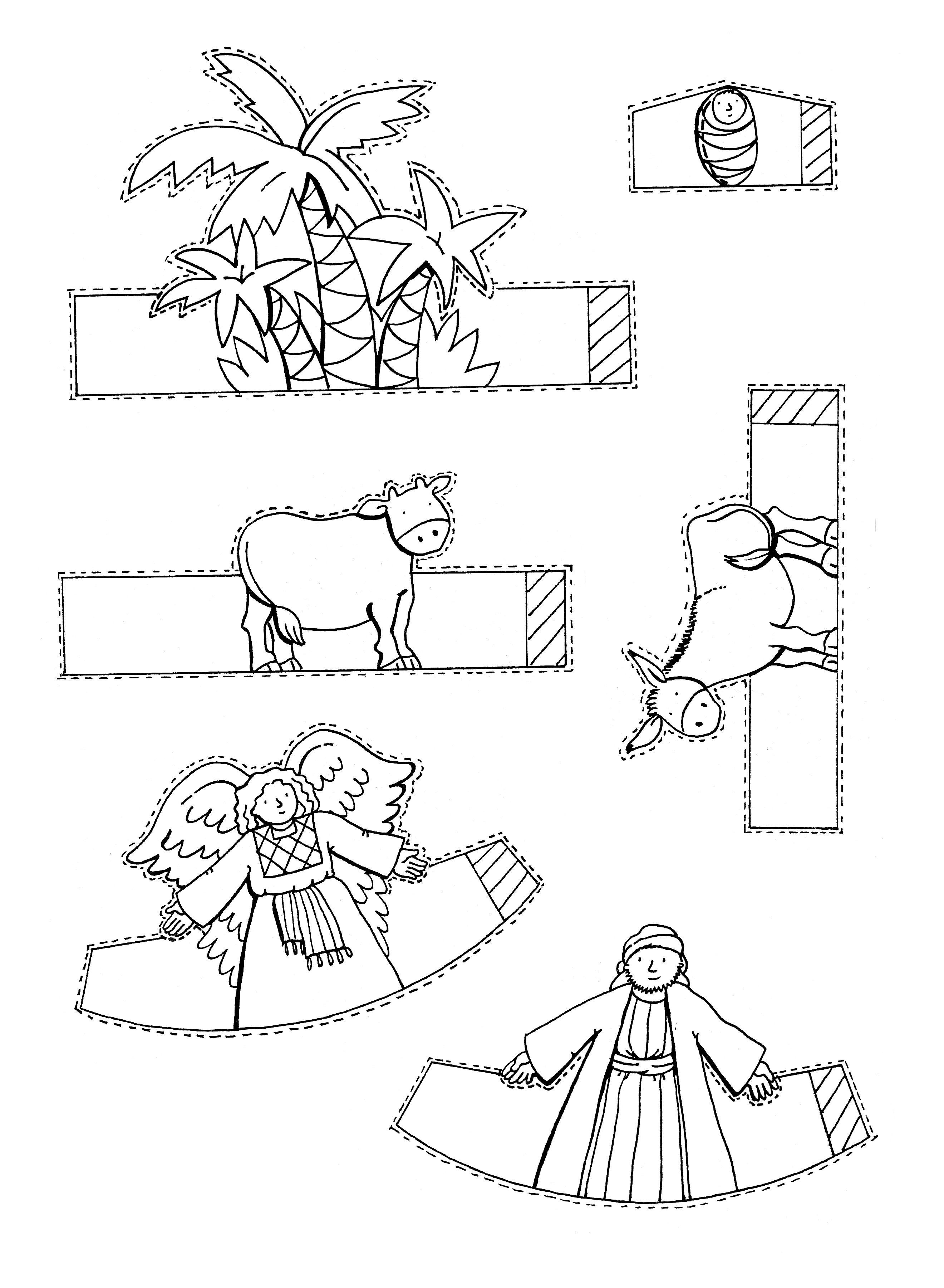 Nativity-2.jpg 2.640×3.600 pixels | Vánoce Betlém | Pinterest ...