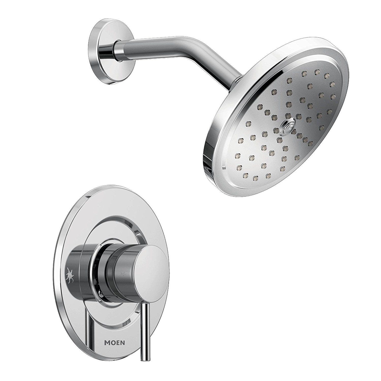 Moen T3292 Align Moentrol Shower Only Chrome Amazon Com Shower Faucet Tub And Shower Faucets Moen Align Moen push pull shower faucet