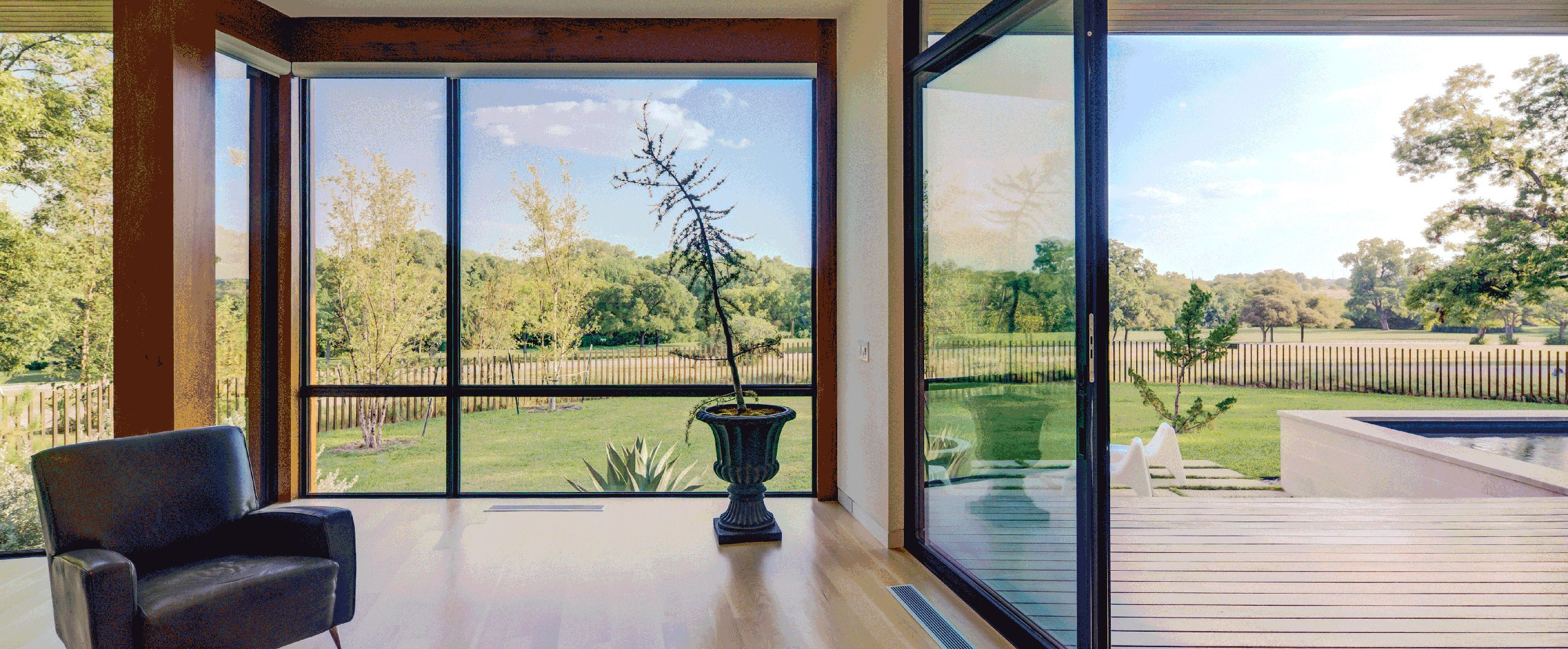 Western Window Systems Series 600 Sliding Glass Door Is More Than