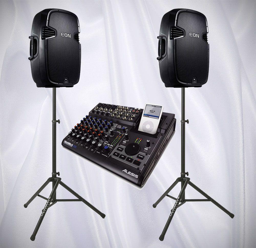 Diy Dj Do It Yourself Dj Equipment Sound Equipment For Weddings