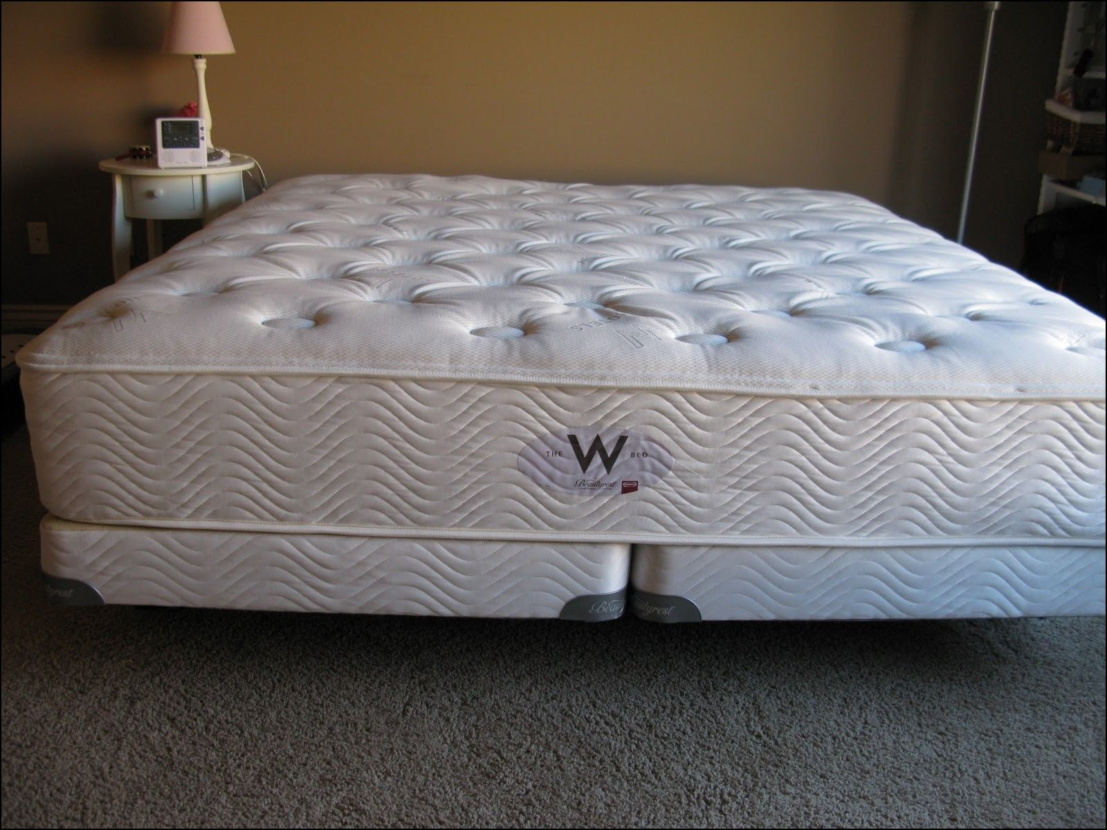 Simmons W Hotel Mattress