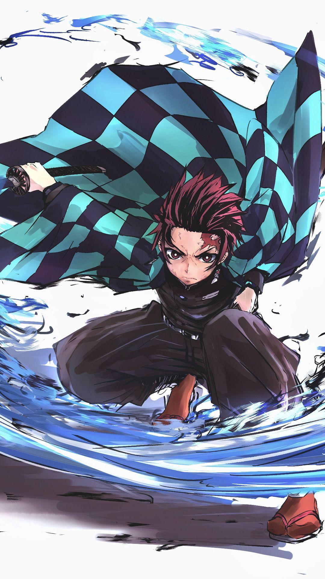 Best Demon Slayer Tanjiro Kamado HD Wallpaper 2020 in 2020 ...