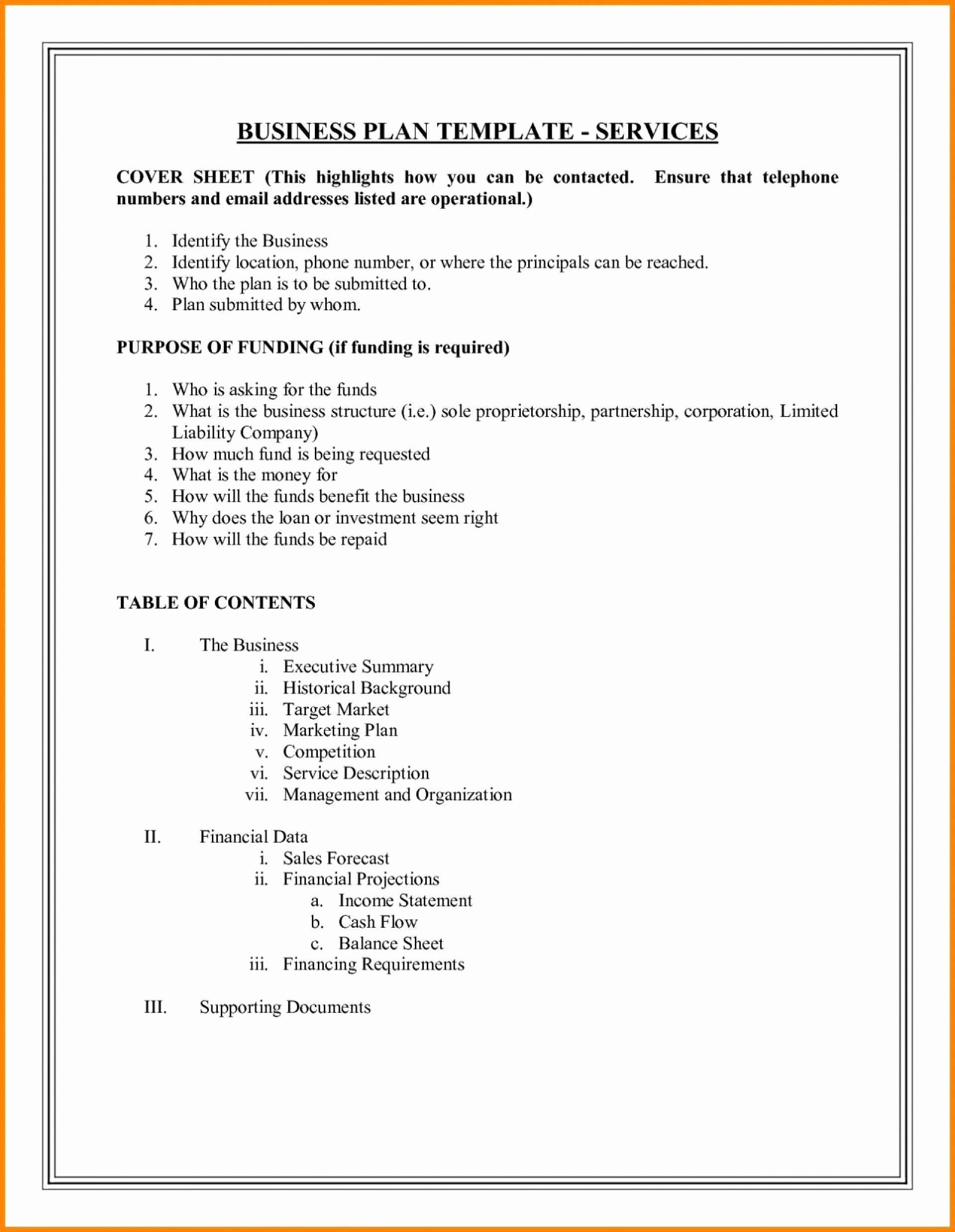 Creative Agency Business Plan Template In 2020 Business Plan