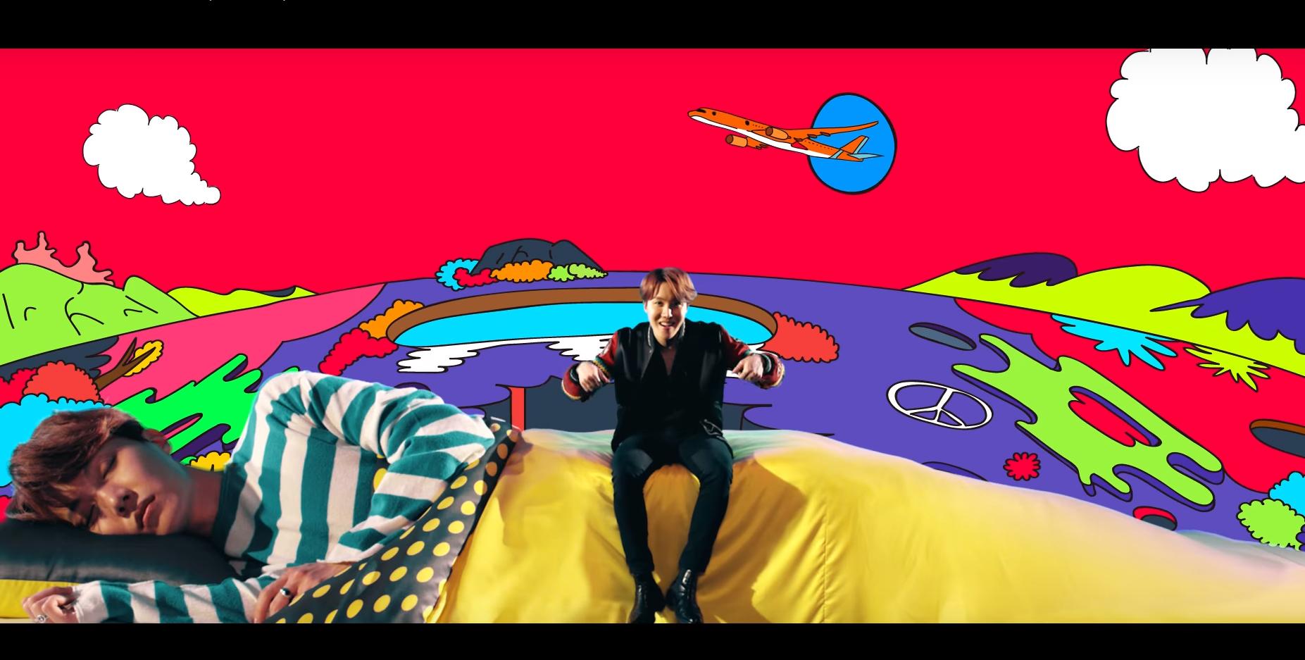 Sau một năm ra mắt, MV 'Daydream' của J-Hope (BTS) đã đạt 100 lượt xem trên Youtube ảnh 2