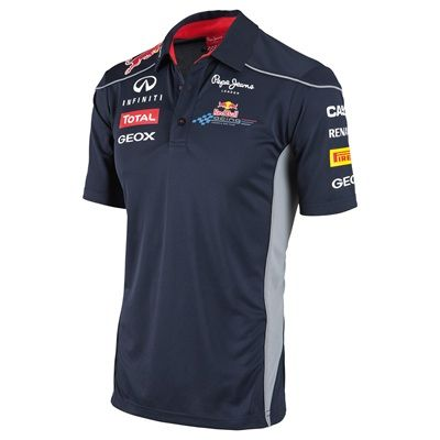 Infiniti Red Bull Racing Official Teamline Functional T-Shirt  8a874f6b275