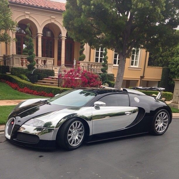 Bugatti Veyron Bugatti Bugatti Cars: This Is The One For Me, I've Called It, It's My Favourite