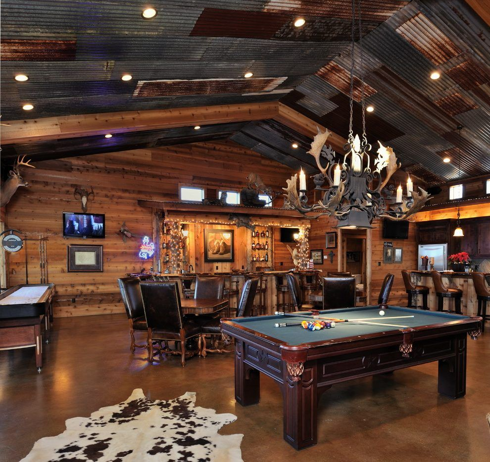 Image Result For Man Cave Ceiling Fans Rustic Man Cave Man Room