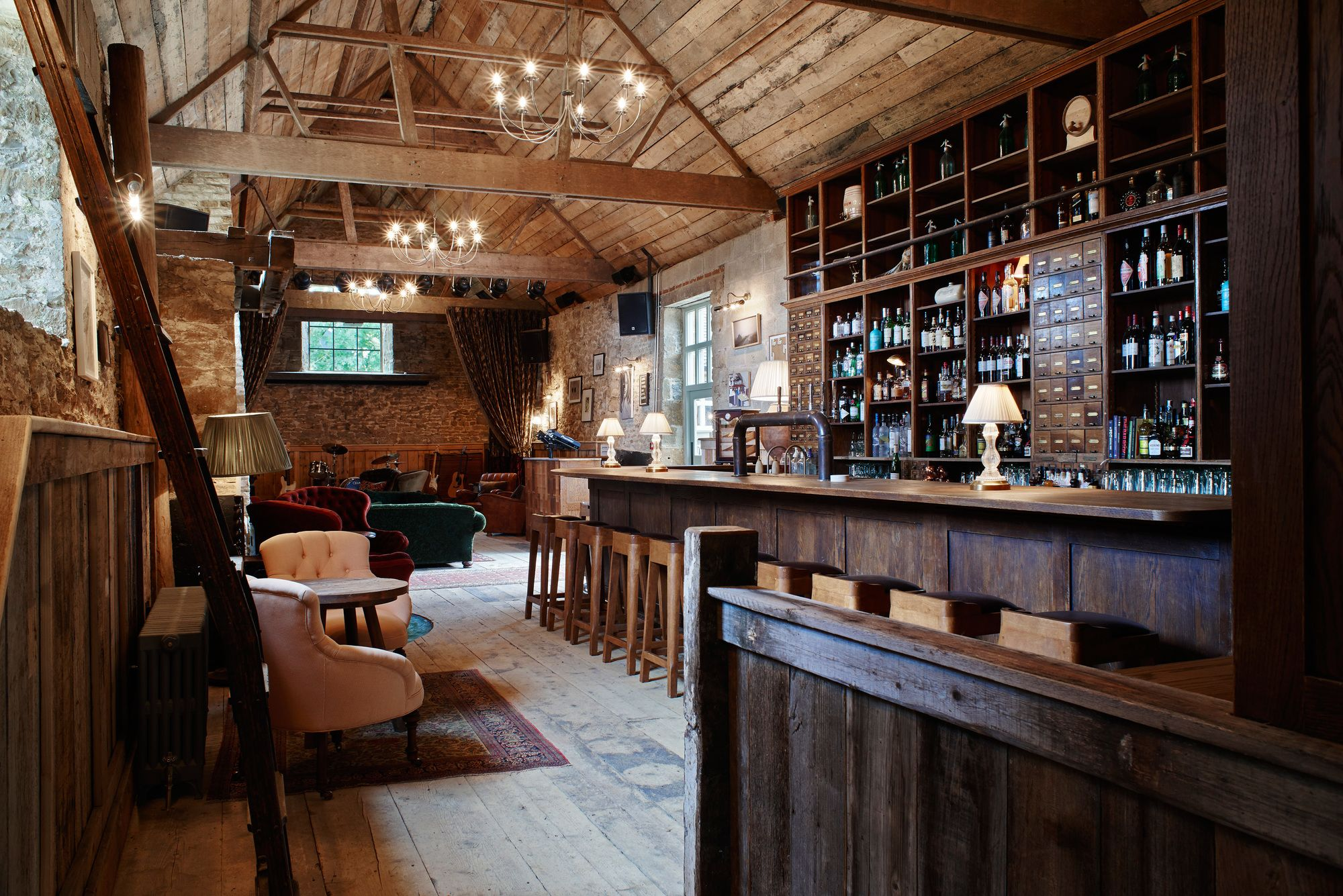 Copyright_soho_farm_house_mill_room_sm2 | Places to Go | Pinterest