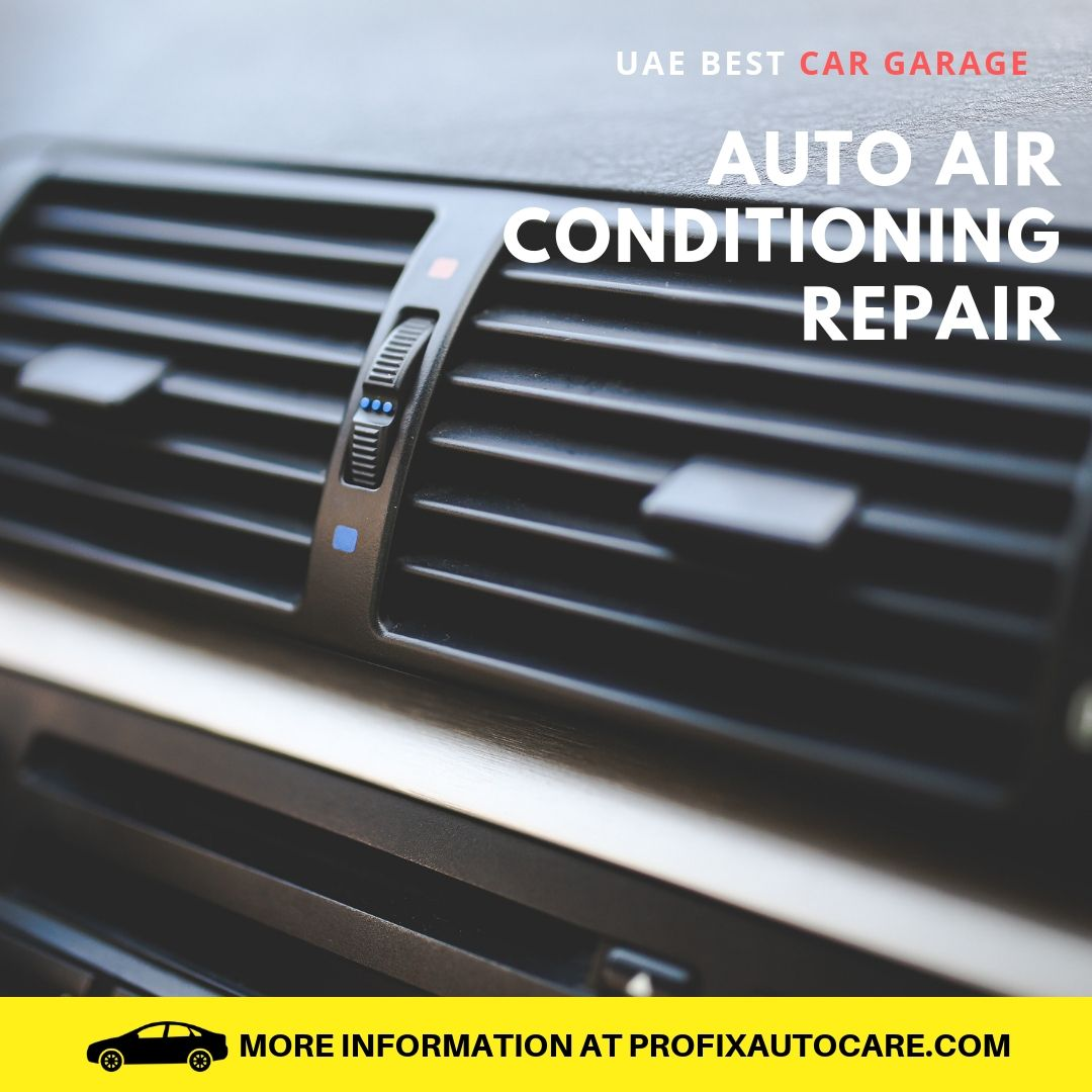 Get the cooling system be fixed for your car at