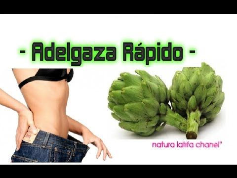 Como se prepara el licuado de alcachofa para adelgazar