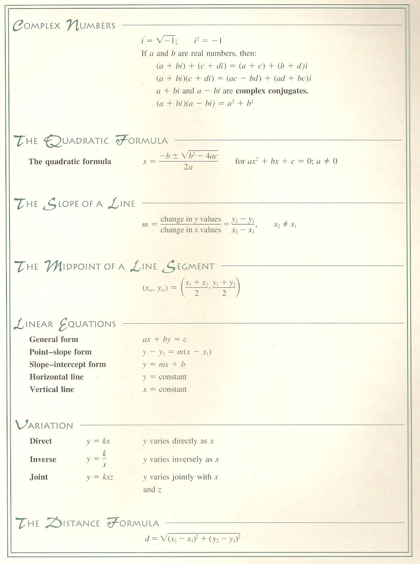 Math Worksheet Math References Video Math Teacher Math Cheat