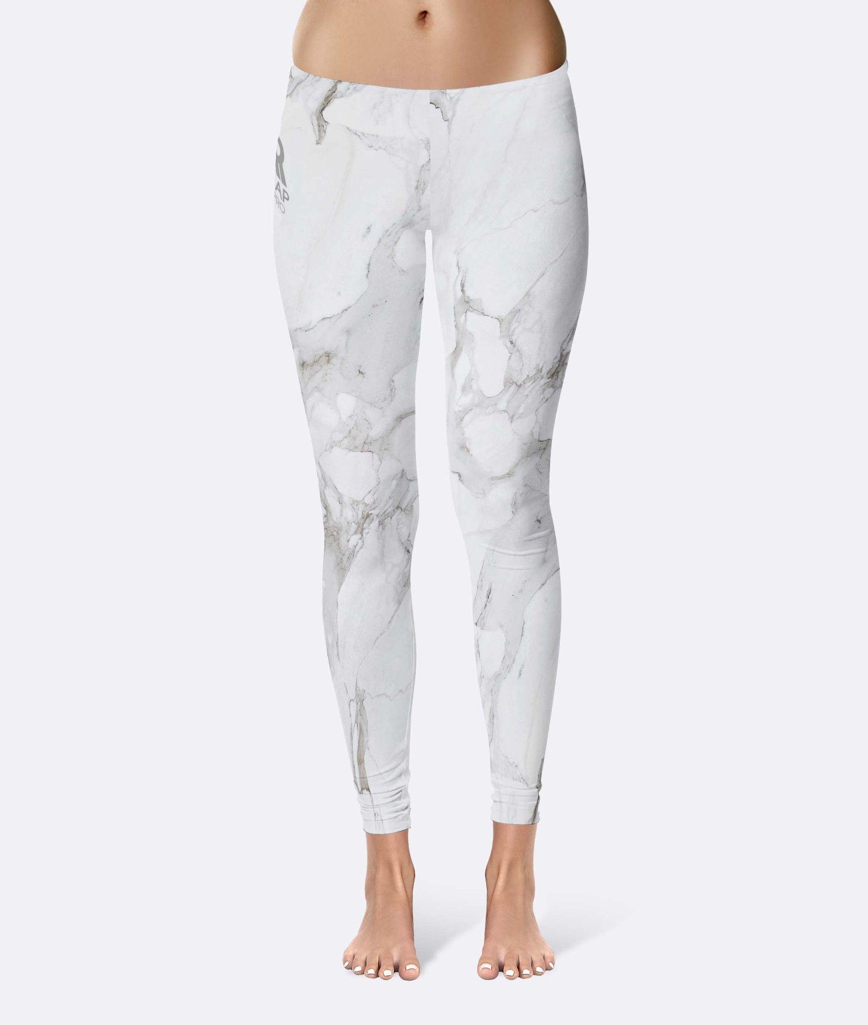 f17a56154f38bc AmrapPro Marble Leggings | Products | Leggings, Cute leggings, Fall ...