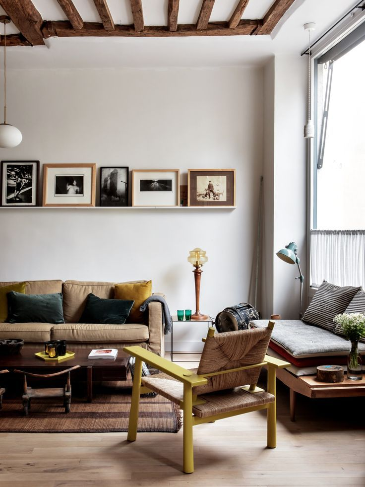 Combining Apartments to Gain Space An Architect's Family