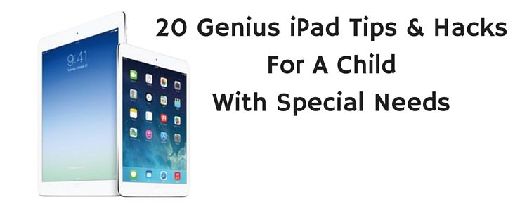 20 Great Tips & Tricks to childproof an iPad or iPod