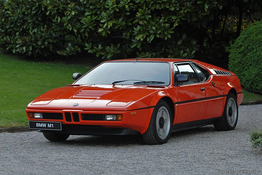 Bmw M1 In Henna Red Bmwclassiccars Bmw Classic Cars Pinterest