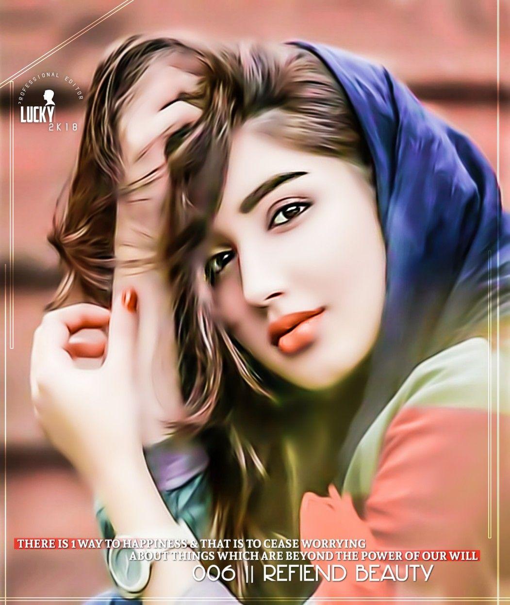 Lucky Artwork Cute Girl Poses Beautiful Girl Image Beautiful Girl Wallpaper