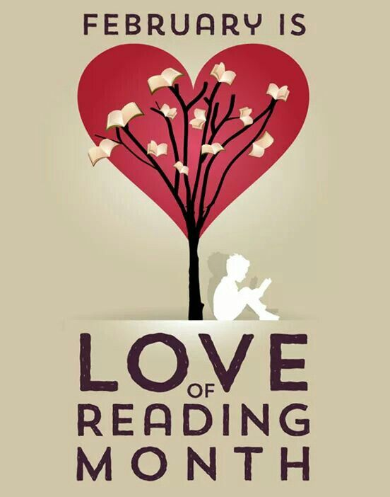 Image result for i love to read month