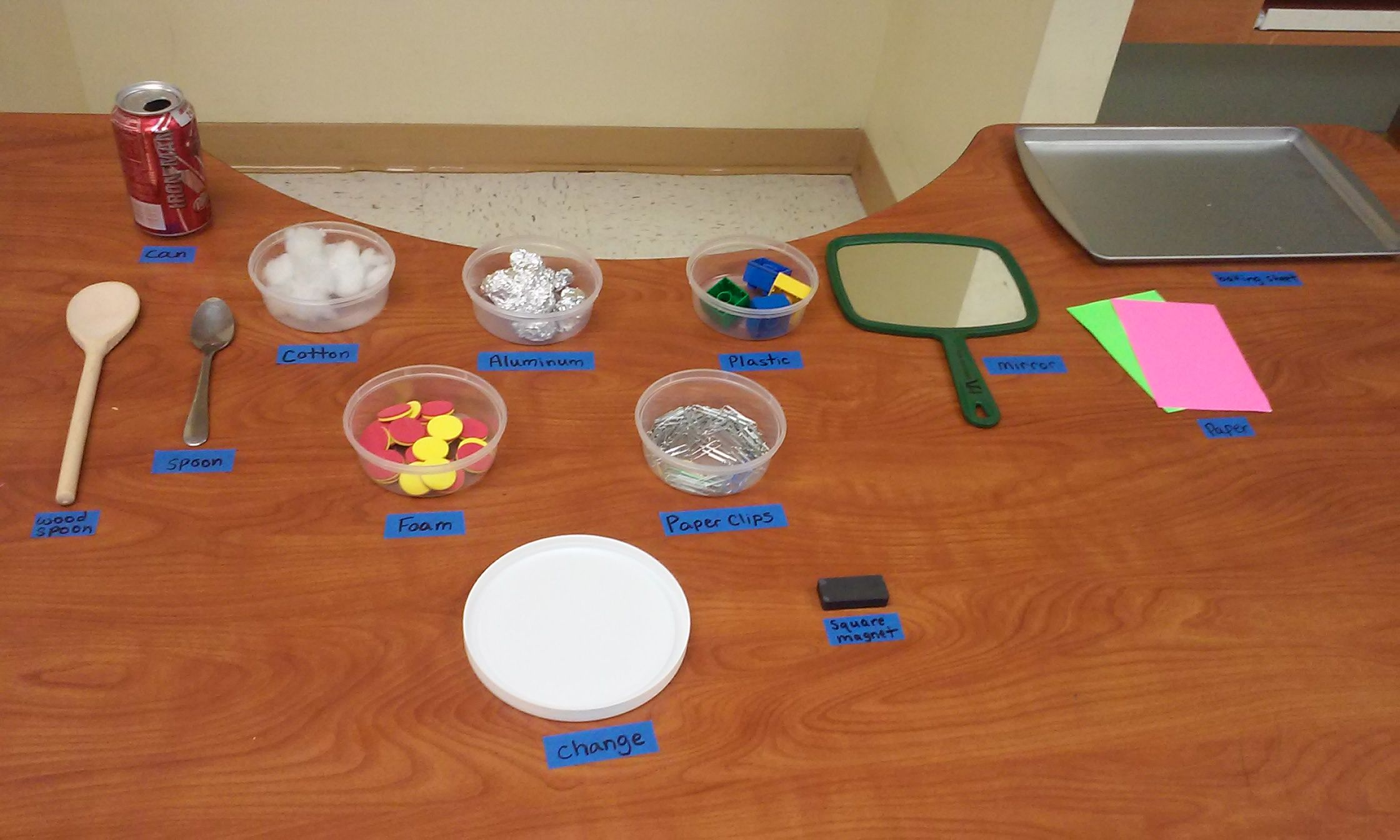 Fourth Grade Science Experiment Hands On Center For