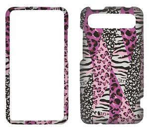 htc vivid phone cases   ... DG HTC Vivid Holiday Raider 4G X710e Case Hard Phone Cover   eBay