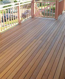 Solid Timber Decking In Melbourne From Market Timbers Australia Timber Deck Deck Timber