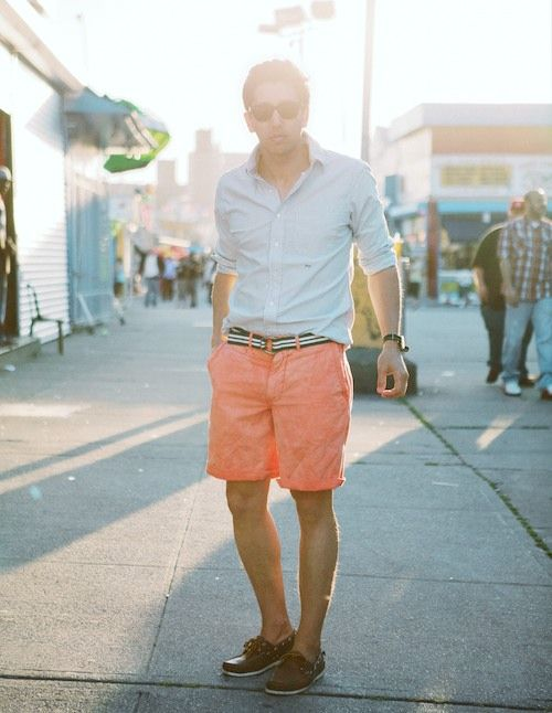 Boat shoes preppy