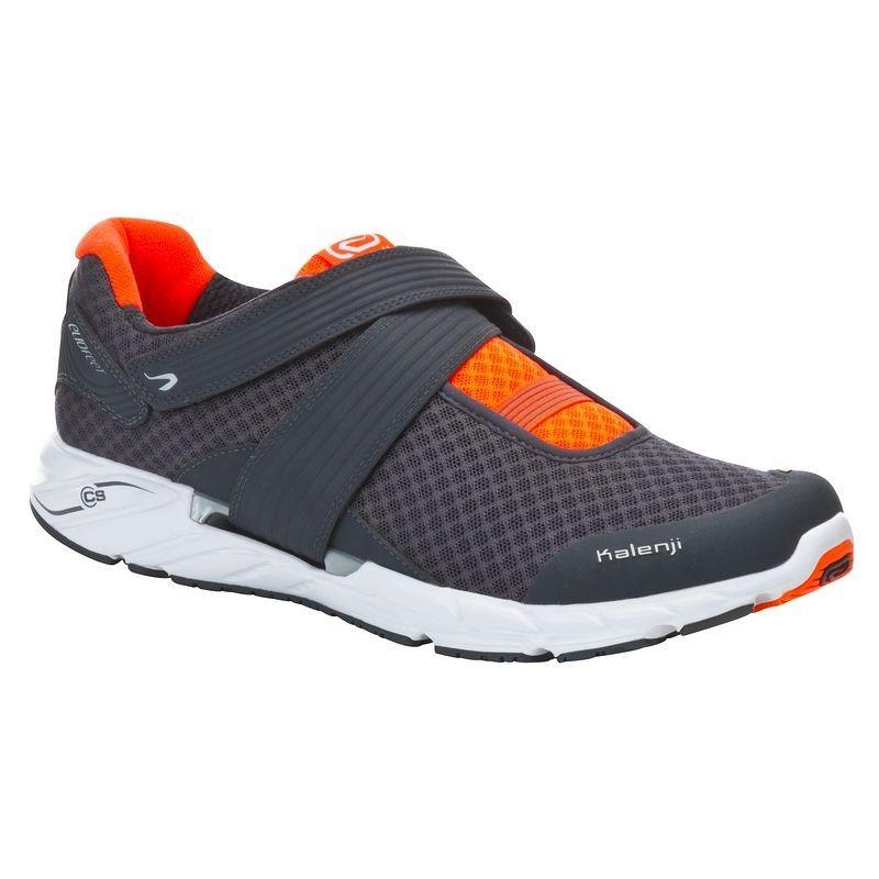 RUNNING_zapatillas - Zapatillas de running KALENJI ELIOFEET gris