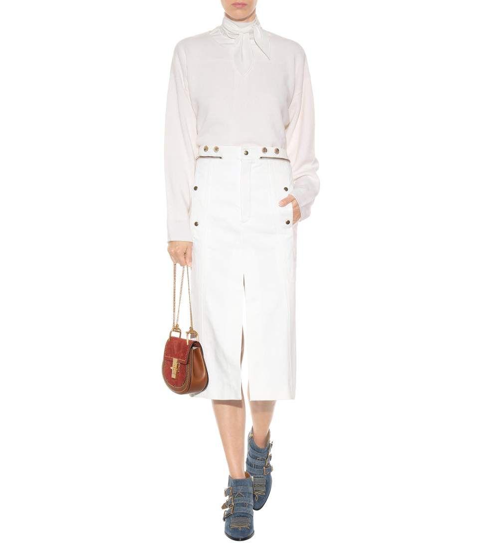 mytheresa.com - Denim skirt - Current week - New Arrivals - Luxury Fashion for Women / Designer clothing, shoes, bags