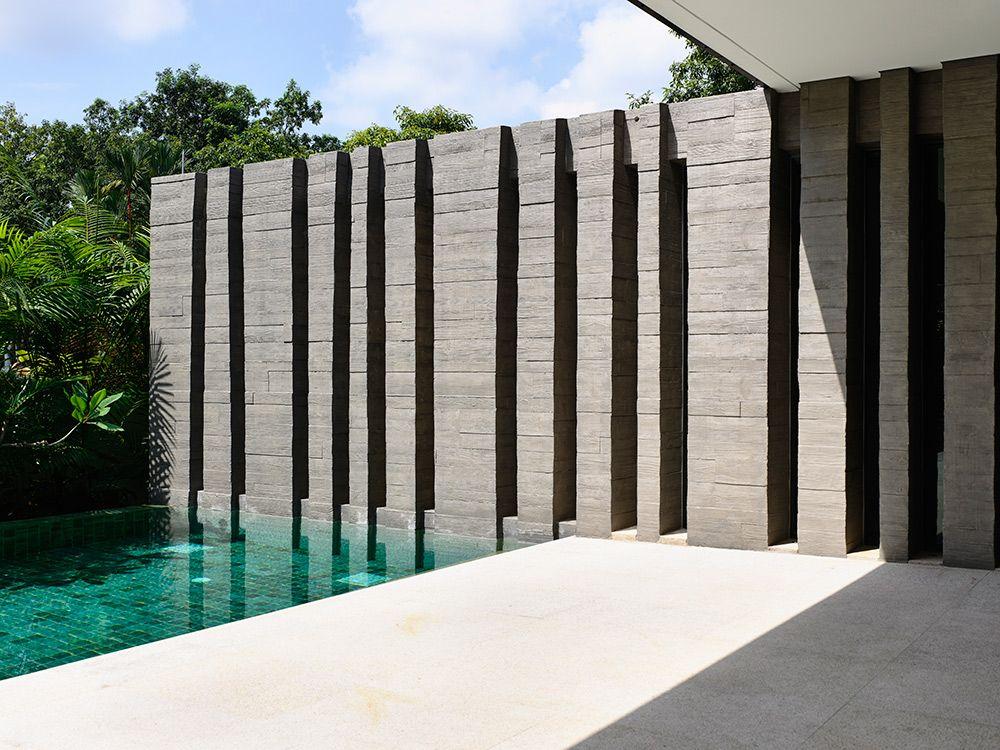 Arquitectura de detalles sutiles, Casa Faber de Ong & Ong