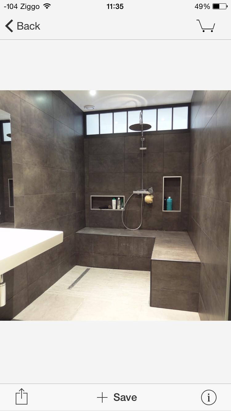 Afvoer douche - Ideetjes voor de badkamer | Pinterest