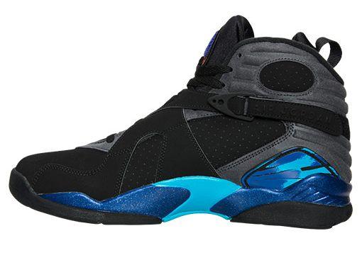 f45185a8fcaaa6 Air Jordan 8 Aqua Colorway  Black Bright Concord-Aqua Tone Release Date   November 27