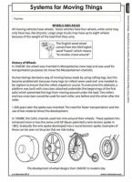 Systems For Moving Things Grade 5 E Classroom Science Science And Nature Science And Technology