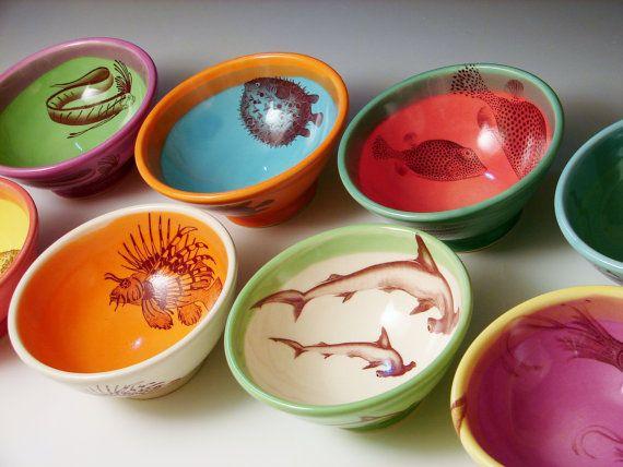 Custom Tazón / Hecho por encargo de la cerámica