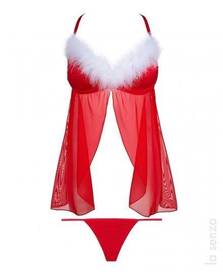 Sexy santa babydoll La Senza  9955ace62