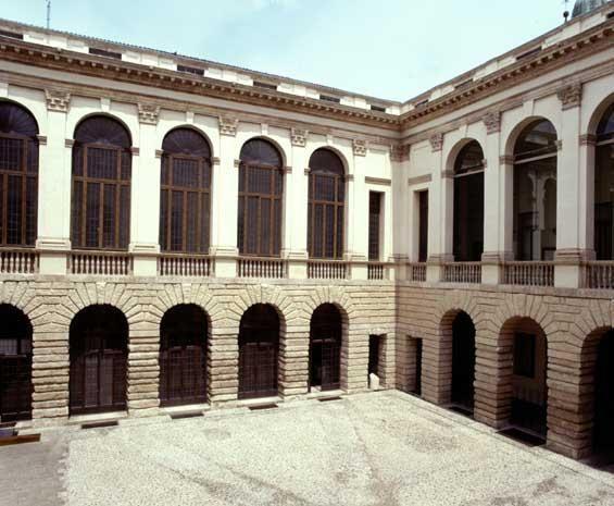 www.school.edu.ru :: Палаццо Тьене в Виченце. Арх. А ...