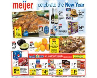 Meijer Coupon Deals Week of 12/27 Coupon deals, Coupons