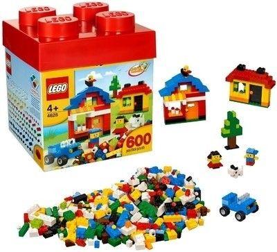 Buy Lego Bricks & More - Fun with Bricks: Block Construction ...