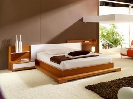 Camas Modernas Dormitorios modernos Pinterest Camas modernas - cabeceras de cama modernas