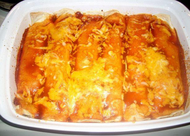 Sour Cream Beef Enchiladas Recipe Mexican Food Com Recipe Recipes Beef Enchiladas Enchilada Recipes