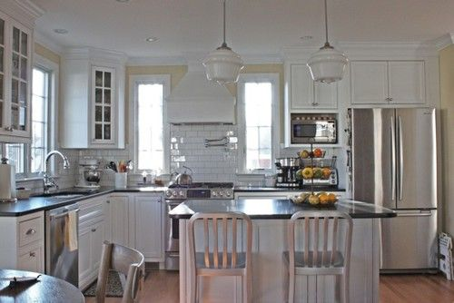 Kitchen Photos Open Concept Kitchen Design, Pictures, Remodel, Decor and Ideas - page 7