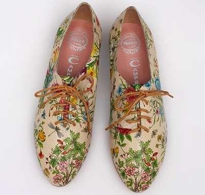 Floraltastic Women's Footwear