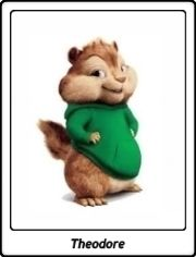 Theodore Seville Alvin Y Las Ardillas Alvin The Chipmunks Live Action Cartoon Movies Chipmunks Alvin And The Chipmunks Theodore