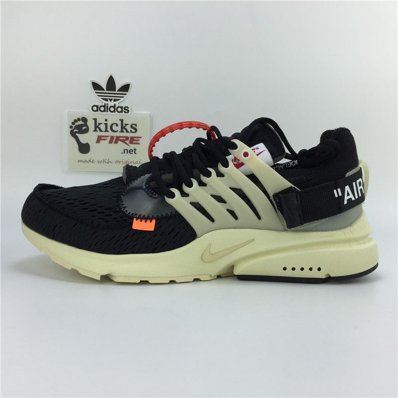 new cheap thoughts on special section OFF-WHITE x Nike Air Presto 36-45 | Kicks Fire net | Air ...