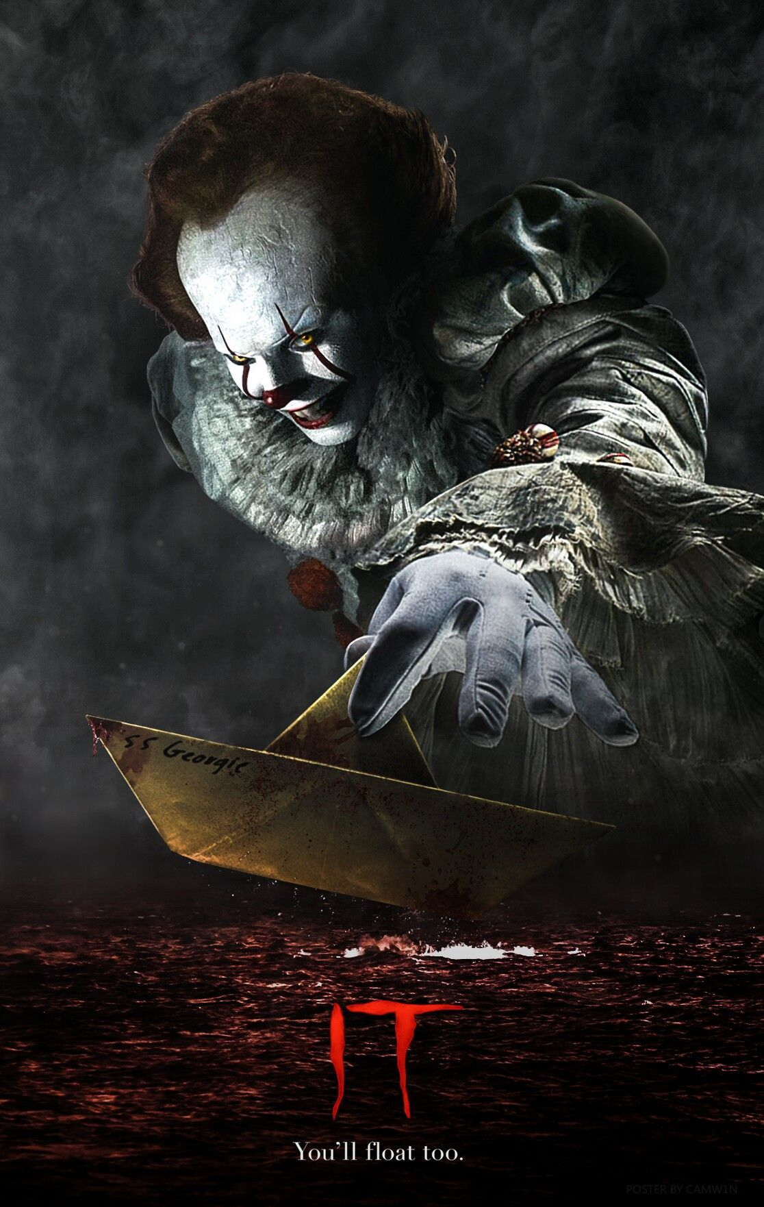 A Definitive Ranking of Nearly Every Stephen King Movie ... |Stephen King It Movie