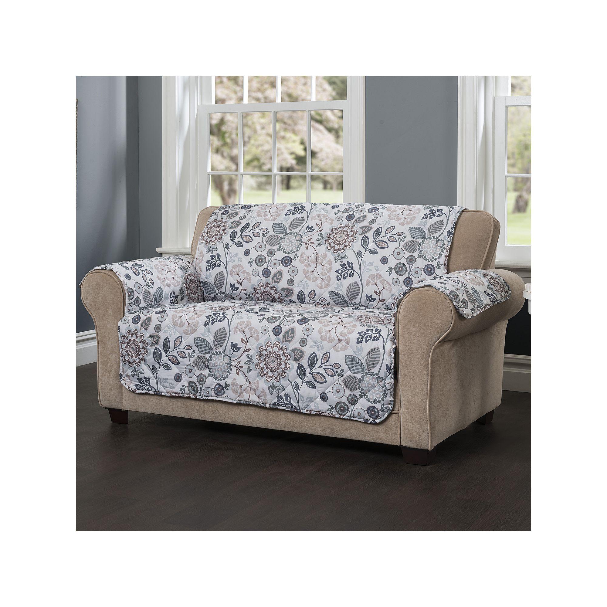 Amazing Jeffrey Home Palladio Loveseat Slipcover Slipcovers For Inzonedesignstudio Interior Chair Design Inzonedesignstudiocom