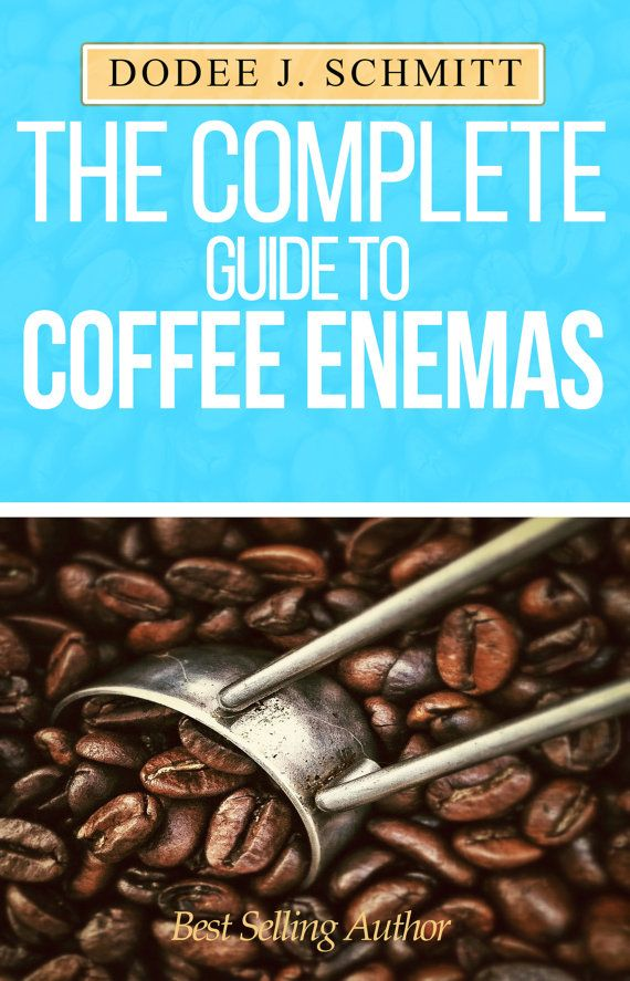 My Latest Book has been published! Purchase it on Amazon for Kindle or get a paper copy on my website or on https://www.etsy.com/listing/465063090/the-complete-guide-to-coffee-enemas